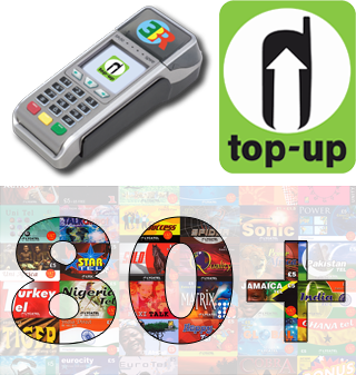 Image of Mobile Top-Up, International Calling Cards, and Merchant Service Solutions available from 3R Telecom